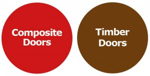 composite and timber doors