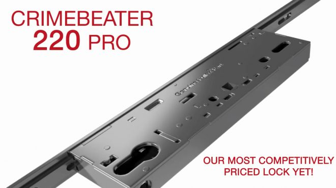 Crimebeater 220 Pro: Reliable, Secure and Unbeatable on Price!