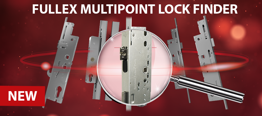 Fullex Multipoint Lock Finder Banner