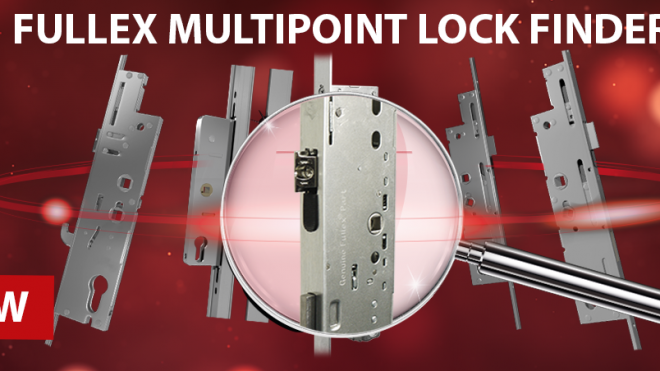Find the multipoint lock you need with the Fullex Multipoint Lock Finder!
