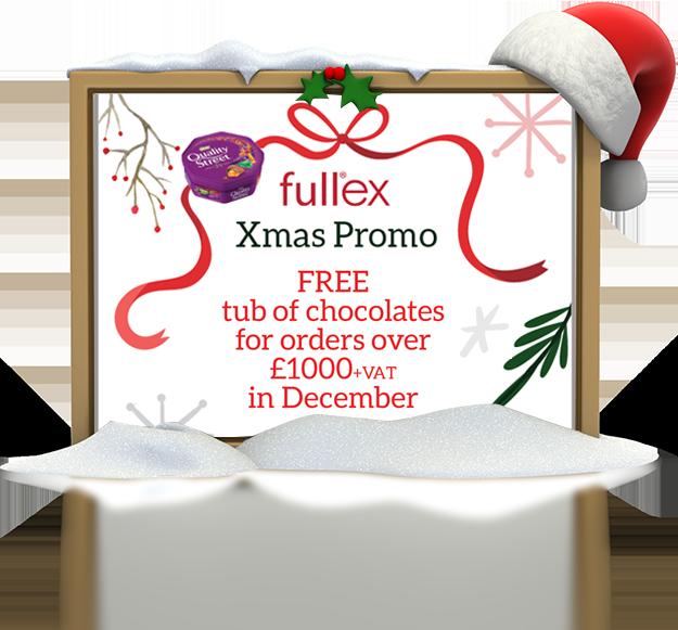 Fullex Christmas Promo 2018