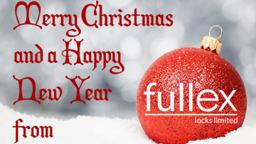 Merry Christmas from Fullex!