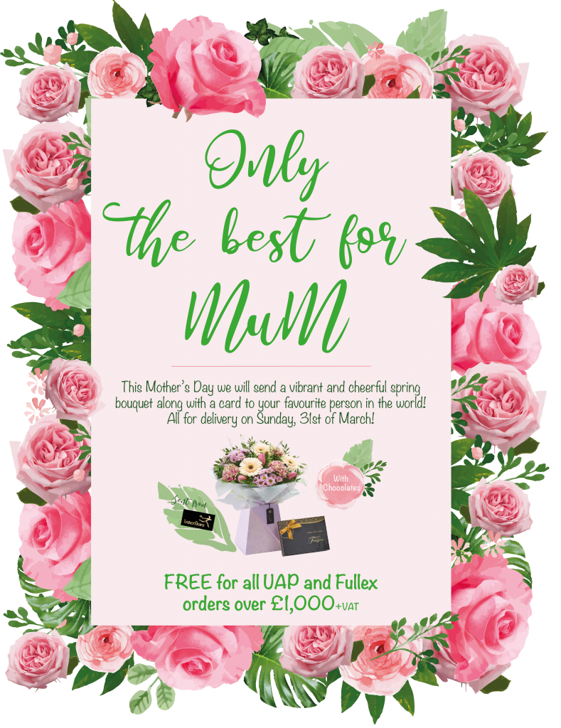 Fullex Mother's Day Promo
