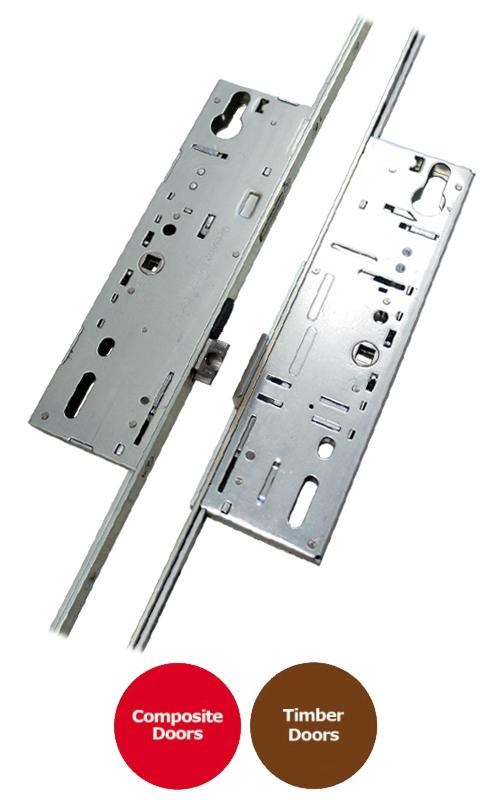 Direct Fix Double Door Lock